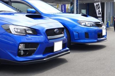 WRX-STiを納車させていただきました☆ - 香芝店スタッフ通信 | 奈良スバル自動車株式会社